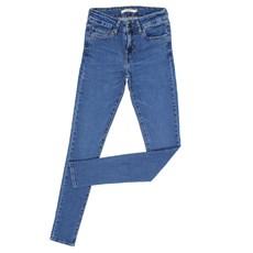 Calça Jeans Feminina Skinny Azul Levi's 29213