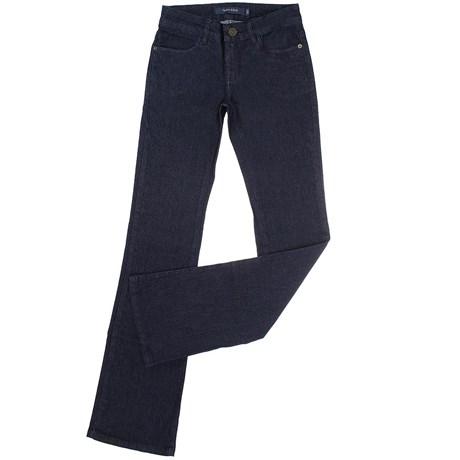 Calça Jeans Feminina Stretch Boot Cut Amaciada com Elastano - Tassa Gold 14095