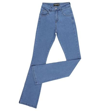 Calça Jeans Flare Feminina Delavê Dock's 24273