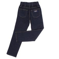 Calça Jeans Infantil Azul Escuro com Elastano Dock's 29428