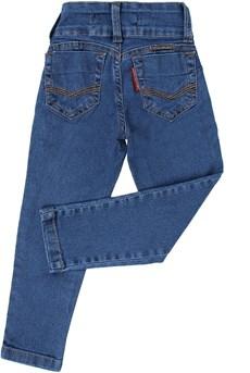 Calça Jeans Infantil Feminina Modelo Slim Fit - Rodeo Western 18022