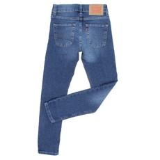 Calça Jeans Infantil Masculina 510 Skinny Azul com Elastano Levi's 29889