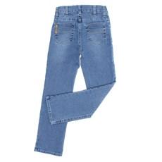 Calça Jeans Infantil Masculina Azul Relaxed Tassa 30007