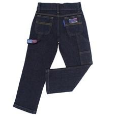 Calça Jeans Infantil Masculina Carpinteira Azul Rodeo Western 22605