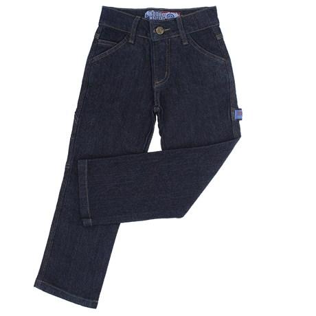 Calça Jeans Infantil Masculina Carpinteira Azul Rodeo Western 22605 ... 0a73ba6434b