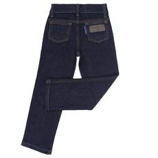 Calça Jeans Infantil Masculina Tradicional Azul Rodeo Western 22606