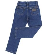 Calça Jeans Infantil Masculina Tradicional Azul Rodeo Western 22607