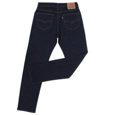Calça Jeans Levi's Regular Azul Escura Masculina com Elastano 27695
