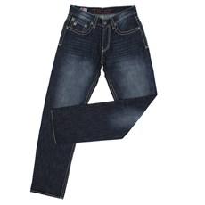 Calça Jeans Masculina 100% Algodão Boot Cut Dark TXC 28785