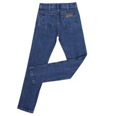 Calça Jeans Masculina 100% Algodão Rodeo Western Azul 24587