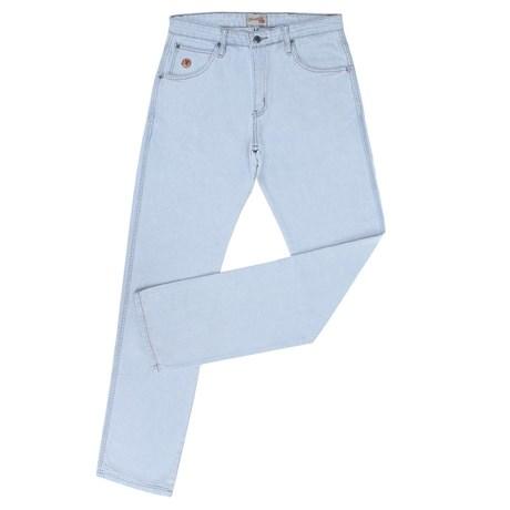 Calça Jeans Masculina 20X Delavê Original Wrangler 23652