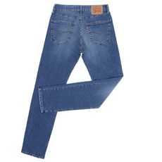 Calça Jeans Masculina Azul 505 Regular Fit Levi's 29022