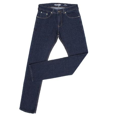 Calça Jeans Masculina Azul Básica Original Wrangler 27252