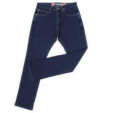 Calça Jeans Masculina Azul Competition Fit Mangalarga Machador Original Wrangler 27687