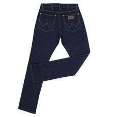 Calça Jeans Masculina Azul Competition Fit Mangalarga Machador Original Wrangler 27688