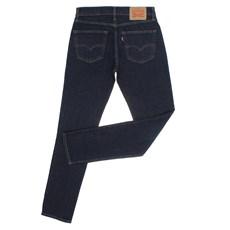 Calça Jeans Masculina Azul Escuro 511 Slim Levi's 28303