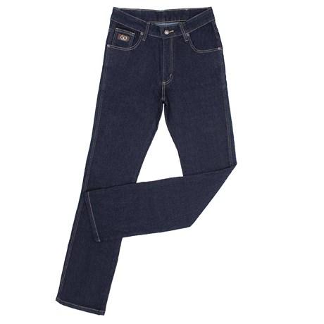 Calça Jeans Masculina Azul Escuro Dock's 23920