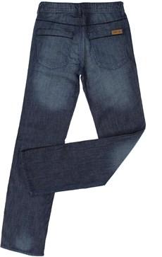Calça Jeans Masculina Azul Escuro Tassa 21375