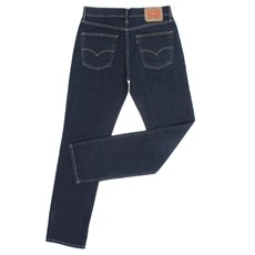 Calça Jeans Masculina Azul Regular Fit Straight Levi's 29061