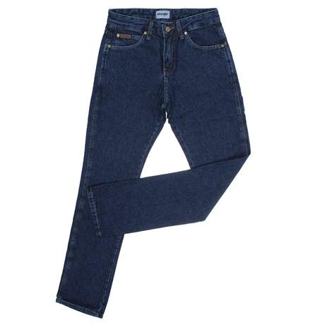 Calça Jeans Masculina Azul Regular Original Wrangler 29503