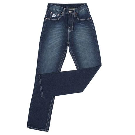 Calça Jeans Masculina Azul Relaxed Fit Original King Farm 27350