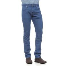 Calça Jeans Masculina Azul Slim com Elastano Wrangler Original 28416
