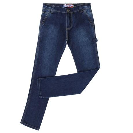 Calça Jeans Masculina Carpinteira Rodeo Western 23337