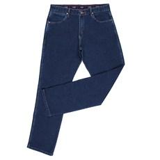 Calça Jeans Masculina com Elastano Wrangler Original Azul 25427