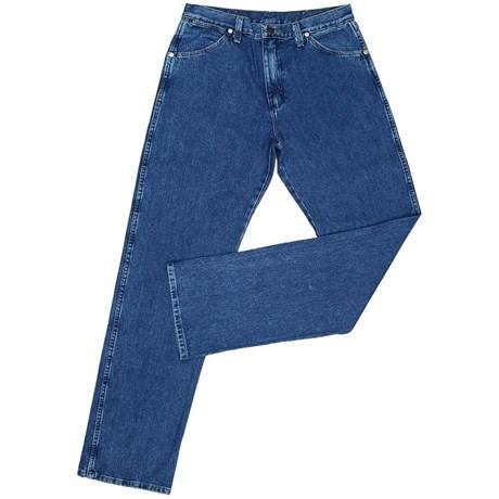 Calça Jeans Masculina Cowboy Cut Azul Amaciada - Wrangler 13M.WZ.GK ... e647dcd592d
