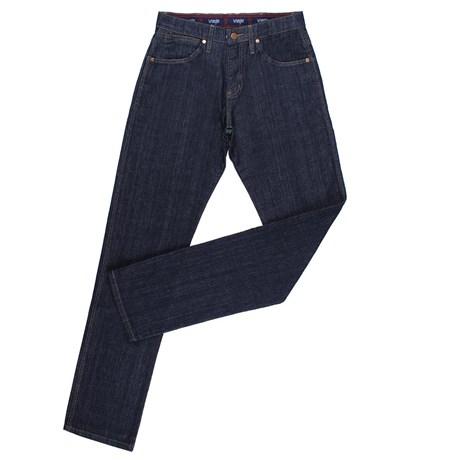 Calça Jeans Masculina Cowboy Cut Azul Original Wrangler 24167