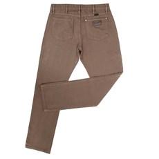 Calça Jeans Masculina Cowboy Cut  Marrom Original Wrangler 23747