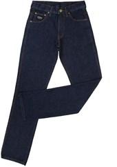 Calça Jeans Masculina Escura Black King Original Fit 100% Algodão - King Farm 19112