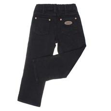 Calça Jeans Masculina Infantil Preta Tassa Boys 26820