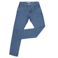 Calça Jeans Masculina Original Wrangler Azul 27351