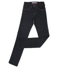 Calça Jeans Masculina Preta Rodeo Western com Elastano 23334