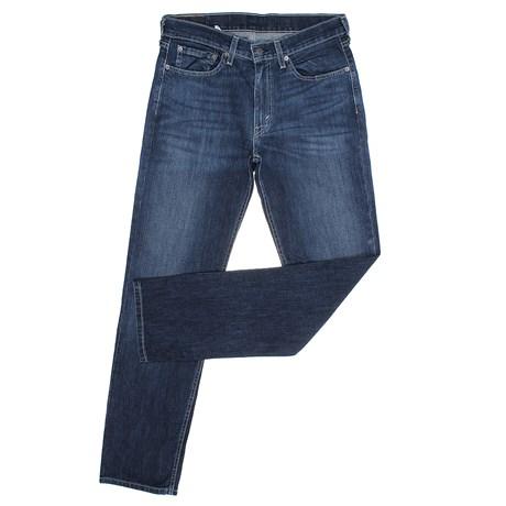 Calça Jeans Masculina Regular Fit Azul com Elastano Levi's 29172