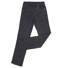 Calça Jeans Masculina Tassa Boot Cut Cinza com Elastano 28163