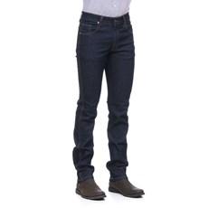Calça Jeans Masculina Tradicional Azul com Elastano Dock's 29289
