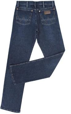 Calça Jeans Masculina Wrangler Azul com Elastano 21794
