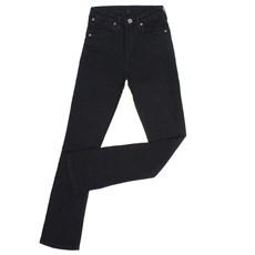 Calça Jeans Preta Feminina Boot Cut com Elastano Wrangler Original 26639