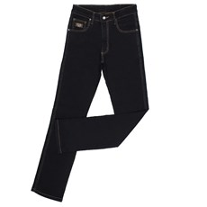 Calça Jeans Preta Masculina Dock's 24037