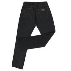 Calça Jeans Preta Masculina Original Wrangler Cowboy Cut 25653