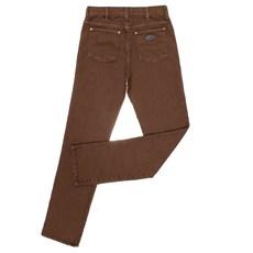 Calça Jeans Tassa Masculina Marrom com Elastano 26800
