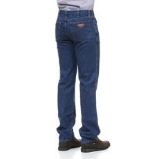 Calça Jeans Tradicional Masculina Azul 100% Algodão - Dock's 18707
