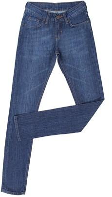 Calça Jeans Wrangler Feminina Azul Skinny 21278