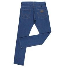 Calça Jeans Wrangler Masculina Azul com Elastano Original 24927