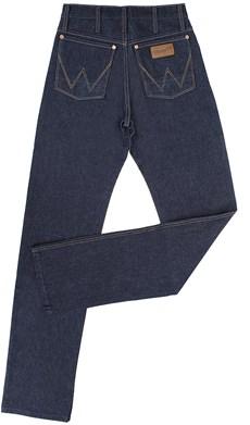 Calça Jeans Wrangler Masculina Azul Escuro 21792