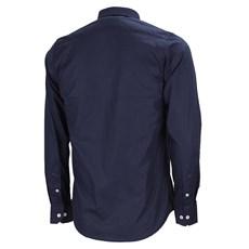Camisa Azul Marinho Masculina Manga Longa Austin Western 24770