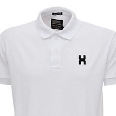 Camisa Branca Masculina Gola Polo TXC 28800