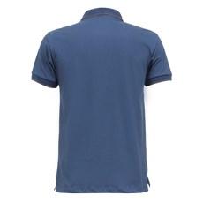 Camisa Gola Polo Azul Masculina Original Wrangler 28207